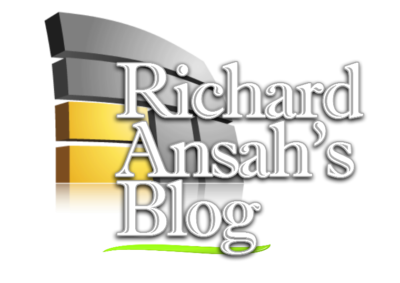 Richard Ansah's Blog